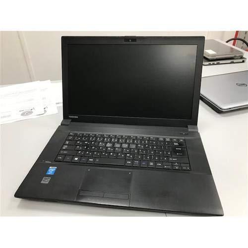 NOTEBOOK RICONDIZIONATO TOSHIBA B554-K 15.6in INTEL I5 4200/4GB/320GB/USB 3.0/WEBCAM/WINDOWS 10 PROFESSIONAL (Ricondizionato)