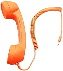 Anti-radiation Retro Style Handset COCO Phone with HD speaker and microphone shopperzone™