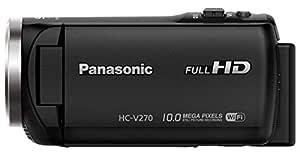 Panasonic HC-V270GW-K HD Camcorder