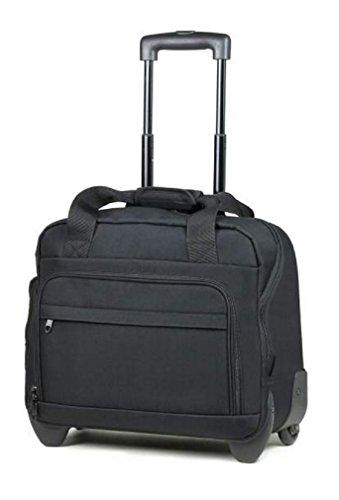 Les indispensable de Bord Business Étui Cabine Approuvé Sac pour ordinateur portable sur roulettes cm-0034