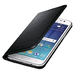 Opus Leather Flip Cover For Asus Zenfone Max + Tempered Glass