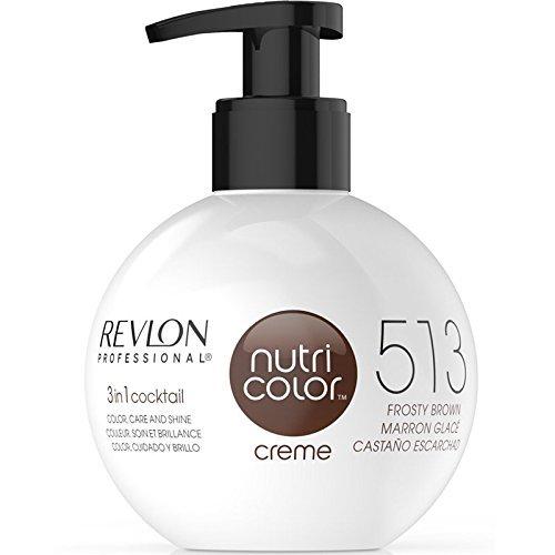 Revlon Professional Nutri Color Creme 513, frosty brown -
