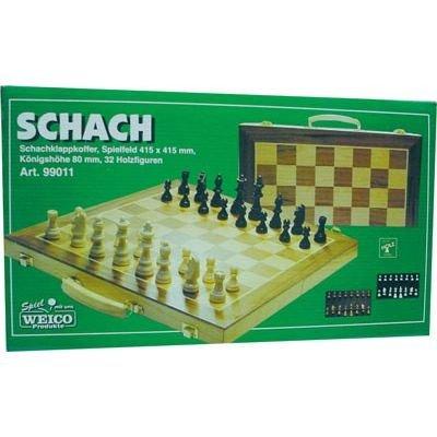 Preisvergleich Produktbild Weico 99011 - Schach
