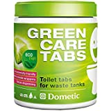 Dometic 9107200118 Greencare Tabs Pastillas Ecológicas Autodegradables para Tanque de Aguas Negras
