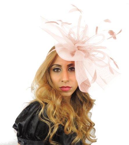 Hats By Cressida - Sweat à capuche spécial grossesse - Femme Rose - Rose bébé