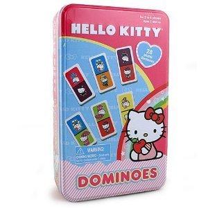 Pressman - Juego de Cartas Hello Kitty, 4 Jugadores (4647) (versión en inglés)