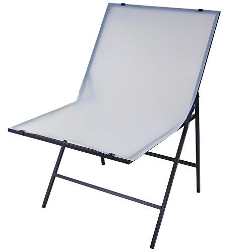 DynaSun ST60100 Mesa Plegable Portátil para Estudio Fotográfico 60x100cm