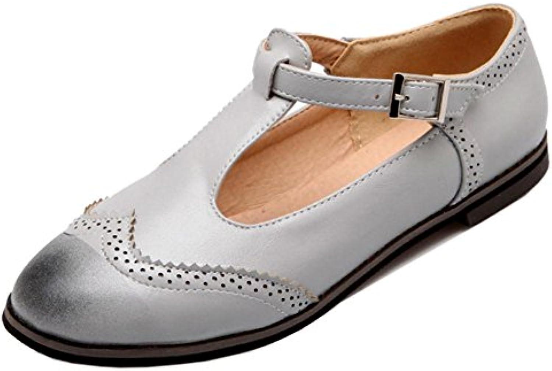 ff771fcd4d17cd RAZAMAZA RAZAMAZA RAZAMAZA Chaussures Femmes Mary Jane Boucle Basses  ClassiqueB078L4FFT9Parent   à Gagnez Un Haut Admiration 9755d5