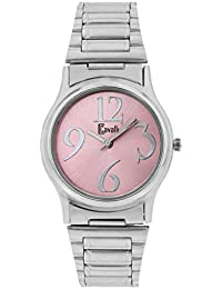 Cavalli Pink Dial Analog Watch- For women