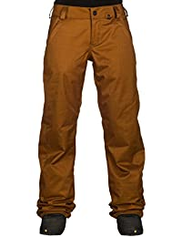 Volcom Pantalon de snowboard Froch ickie Insulated Ula Ted Pants