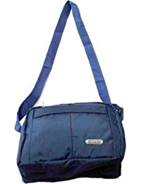 Navigator Boys & Girls Blue Polyester Sling Bag - B0754KN22V