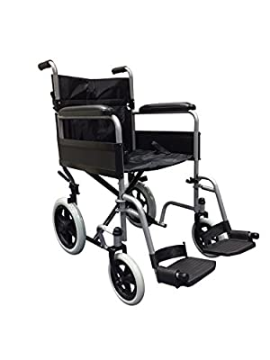 Simplelife Mobility Folding Transit Wheelchair