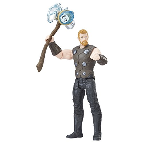 Marvel Avengers Infinity Wars - Thor Figure - 6 Inches - Action Thor Figur