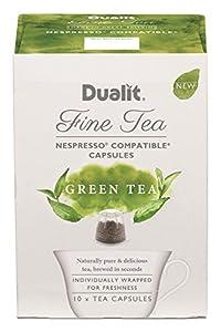Dualit CL094 NX Capsule, Green Tea (Pack of 50)