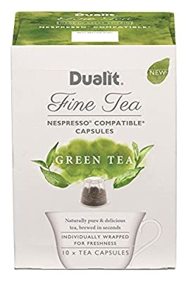 Dualit CL094 NX Capsule, Green Tea (Pack of 50)