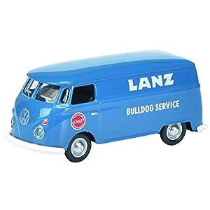 Schuco Dickie 452628700Volkswagen T1Lanz Bulldog, Vehículo