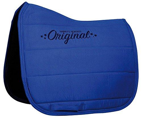 Schabracke Pad Original blau (Sattel-pads Dressur Sattel)