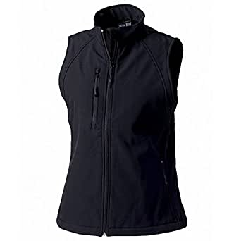 Russell Ladies Soft Shell Gilet Bodywarmer Jacket