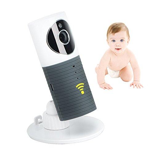 KYG-Cmara-de-vigilancia-inalmbrica-coninfrarrojo-720P-visin-nocturna-Monitor-familia-de-beb-Edad-animal-remoto-desde-mvil-iPhone-Saumsung-Android-y-tabletas-slo-ambos-funcionan-en-mismo-WiFi