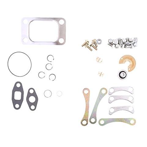 MagiDeal Kit De Réparation Palier De Turbo Pour T3/T4 T04E T3 Turbocompresseur