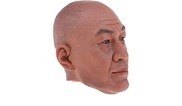 Phicen 1//6 Männlichen Kopf Sculpt Geschnitzten Ausdruck Für Hot Toys