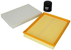 MAPCO 68709 Filtersatz Luftfilter Ölfilter Pollenfilter