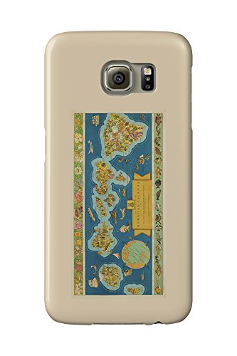 usa-dole-map-of-the-hawaiian-islands-artist-edwards-c-1939-vintage-advertisement-galaxy-s6-cell-phon