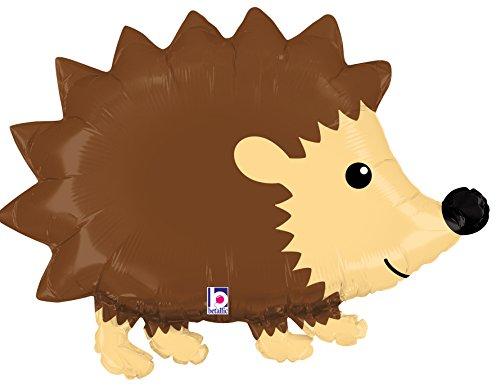 betallic-36-inch-hedgehog-woodland-critter-foil-balloons