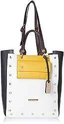 Stella Ricci Womens Shoulder Bag (Black) (SR215HBLK)
