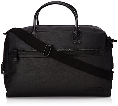 Calvin Klein Jeans Aktentasche Everyday 24hr Briefcase Schwarz (Black) J5EJ500202