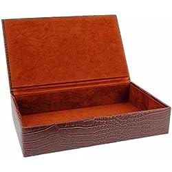 Small Box B empty coconut Size: U Color: BROWN