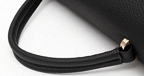 Art Und Weisehandtaschen Einseitige Querbeutelhandtasche Kleine Quadratische Beutelschulterbeutelfreizeit Einfach Grey