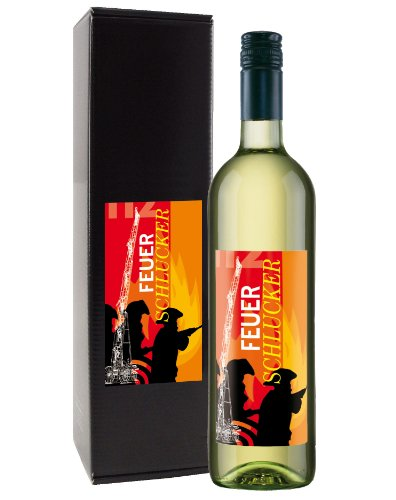 Wein-Geschenk-Feuerschlucker