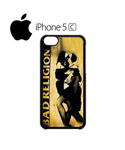 Bad Religion Kissing Nuns Sexy Mobile Cell Phone Case Cover iPhone 5c White Weiß