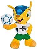 FIFA Fuleco Fußballweltmeisterschaft Brasilien 2014Plüsch Spielzeug mit Ball