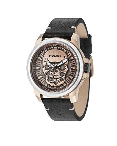 Police Herren-Armbanduhr 14385JSTR/62