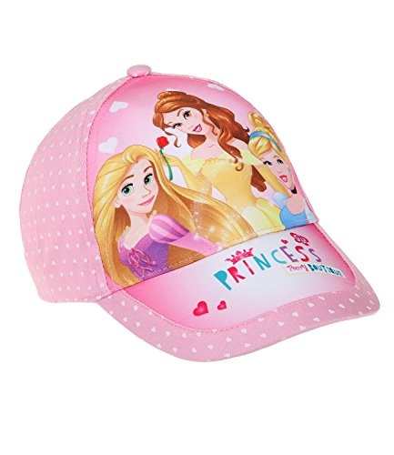 Disney Princesse Fille Casquette 2016 Collection - rose Rose