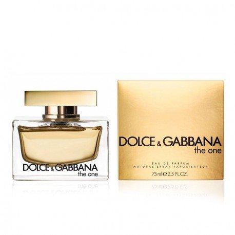 Dolce & Gabbana, The One, Eau de Parfum, 75 ml, Spray (Gabbana Dolce One The Von Und Parfum)