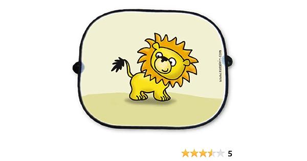 Sonnenblende Schattenspender Baby Kinder Seitenscheibe Autositz Auto Sonnenschutz Zebra Motiv