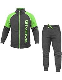 b70546e6f8 Amazon.it: tuta uomo cotone - Tute da ginnastica / Abbigliamento ...