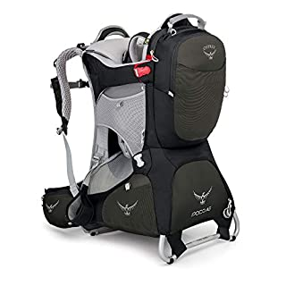 Osprey Poco AG Unisex Hiking Child Carrier Pack - Black (O/S)