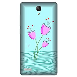 Digi Fashion Premium Back Cover with direct sublimation printing for Xiaomi Redmi Note