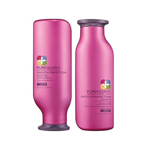 Pureology Smooth Perfection Shampoo And Conditioner (250ml)