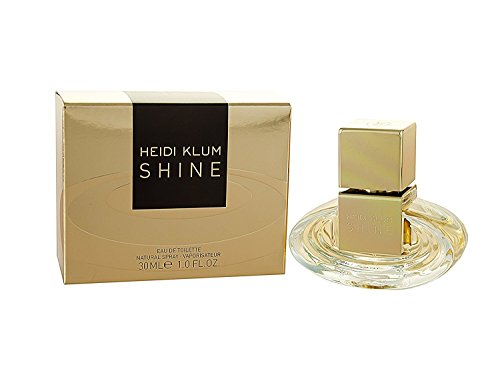 Heidi Klum Shine Eau de Toilette Spray for Women 30ml