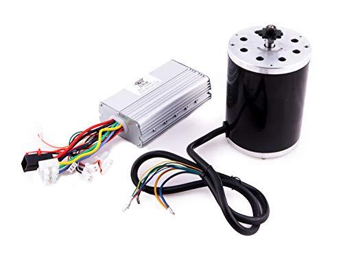 Tuning Kit 48V 1600W bürstenloser Motor inkl. Steuergerät Ersatzteil für SXT Elektro Scooter