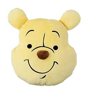 Disney - Coussin en forme de tête Winnie l'ourson - multicolore