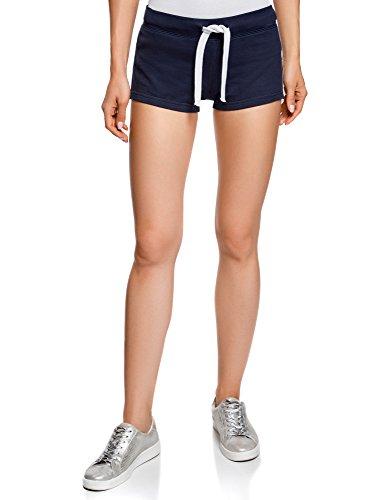 oodji Ultra Damen Jersey-Shorts Basic