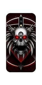 Go Hooked Designer Moto G4 Play Designer Back Cover | Moto G4 Play Printed Back Cover | Printed Soft Silicone Back Cover for Moto G4 Play