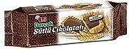Eti Burçak Sütlü Çikolatalı Bisküvi 114 g
