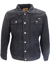 Classic Duke Denim Jackets Stonewashed and Black sizes Small to 4xl